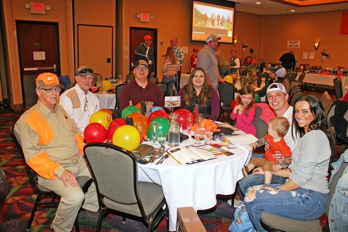 2020 - 20th Annual Banquet for Mower County Habitat & Pheasants Forever Chapter #670