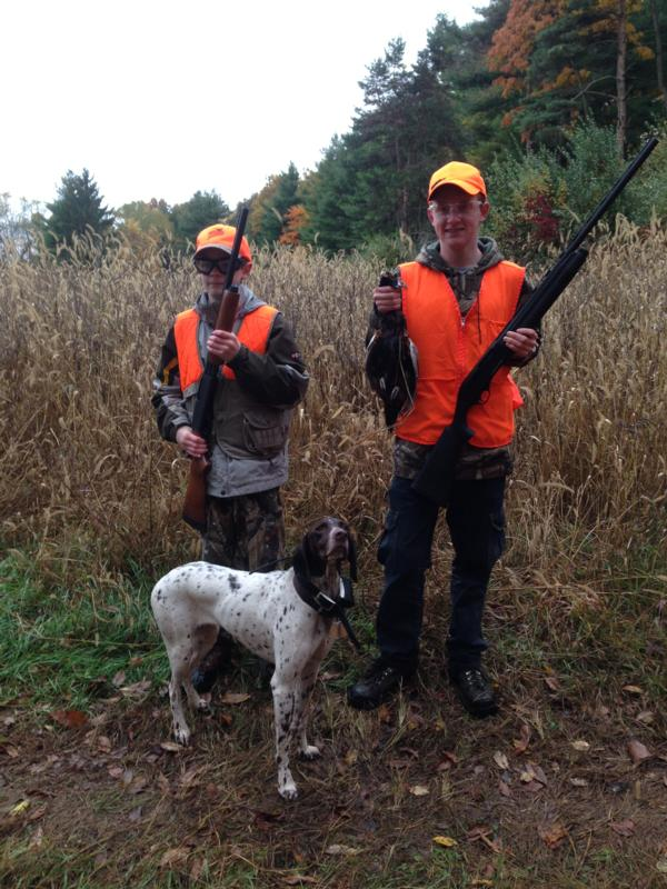 Jim Saxman Memorial Youth Hunt