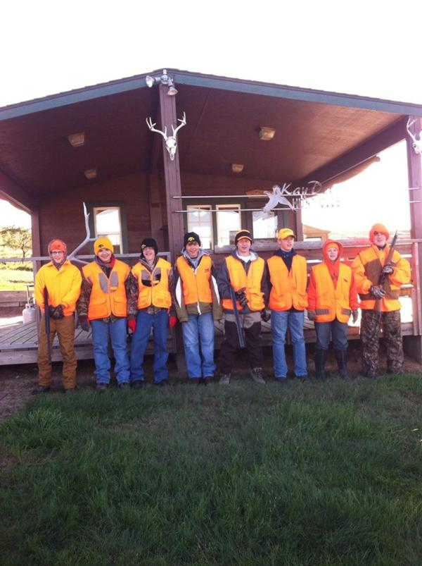 Plymouth County Pheasants Forever - Youth Page