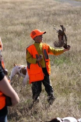 Puget Sound Pheasants Forever - Youth Page