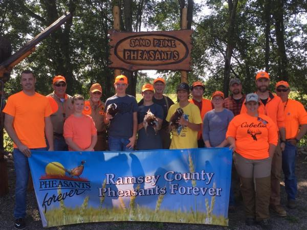 Ramsey County PF Holds 2017 Learn-to-Hunt Event