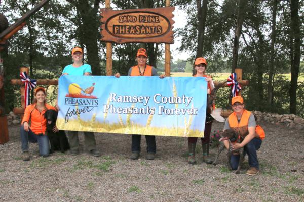 Ramsey County PF Holds Learn to Hunt Event for Women