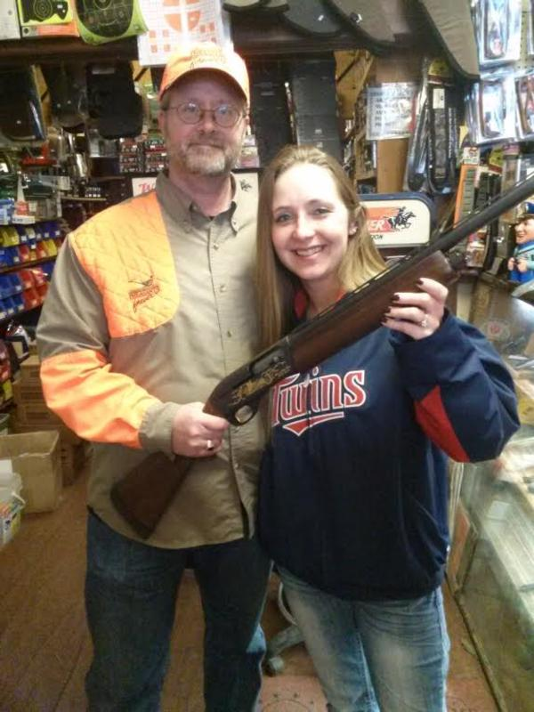 Winner of our Gun of the Year - Melony Balaban!