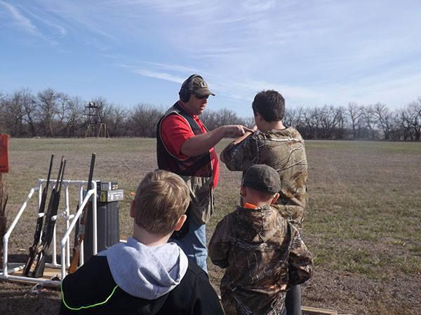 Pheasants Forever - Youth Shoots