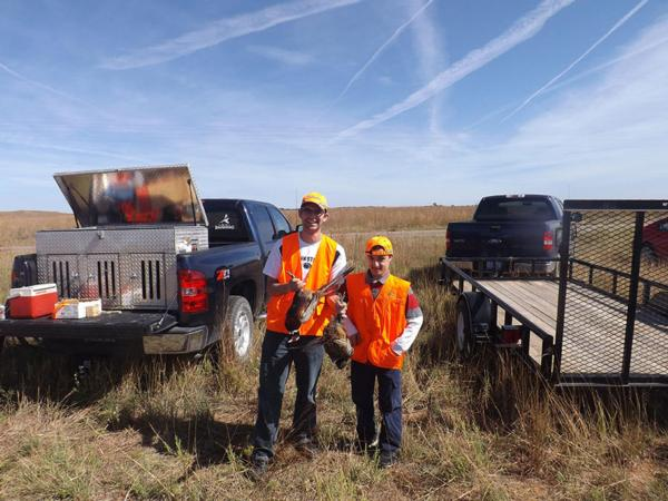 Pheasants Forever Youth Hunts