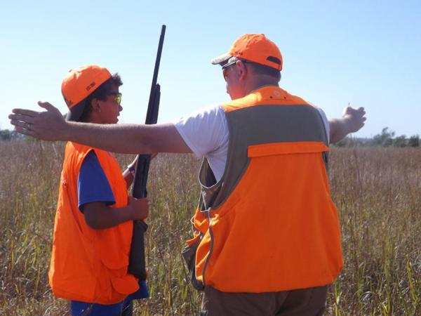 Youth & Hunters Education Pheasant Hunt