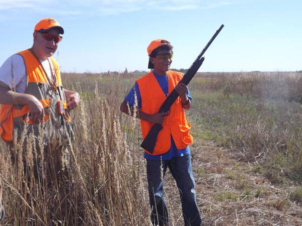 Hunters Education & Youth Pheasant Hunts
