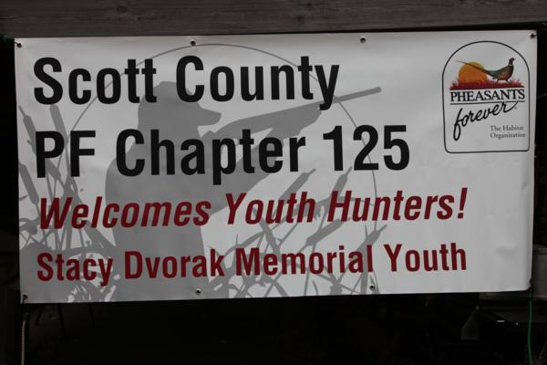 Stacy Dvorak Memorial Youth Hunt