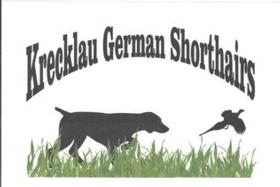 Krecklau German Shorthair Pointers