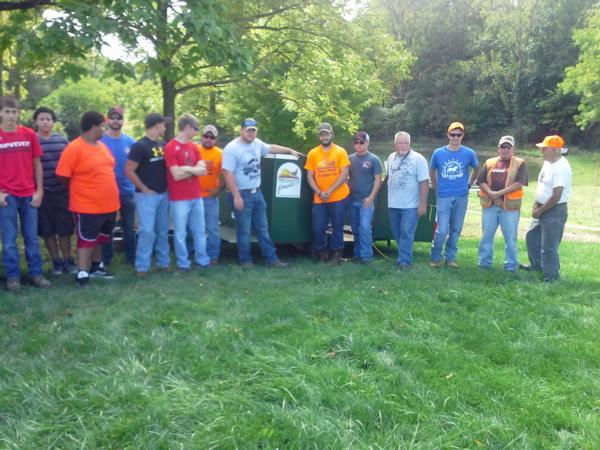 2016 Youth Sporting Clays