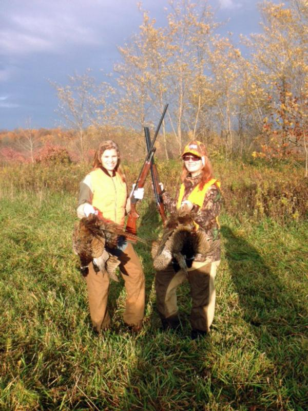All Ladies Pheasant Hunt