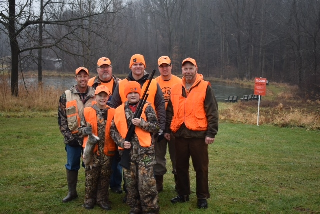 2019 Pheasants Forever Brian Wilkerson Memorial Youth Rabbit Hunt