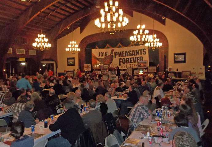 Seneca County Pheasants Forever - Banquet Page
