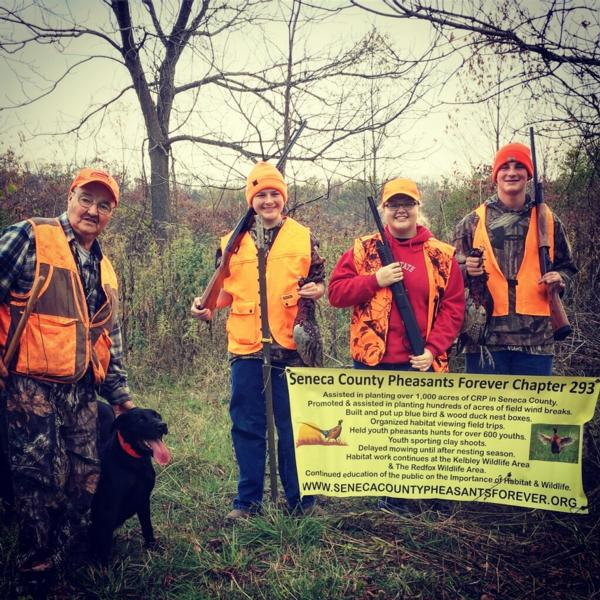 2016 Youth Pheasant Hunt