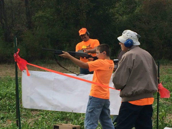 2014 Youth Sporting Clay Shoot