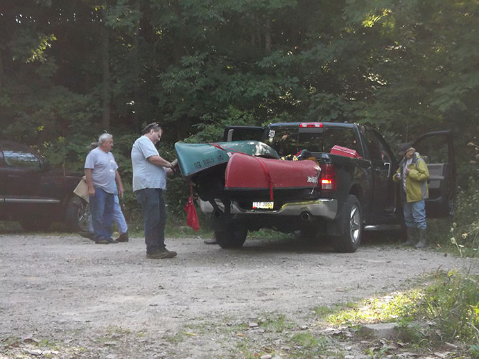 2012 River Cleanup