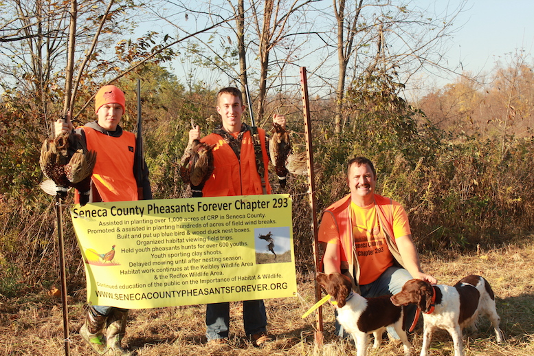 Youth Pheasant Hunt October 2018