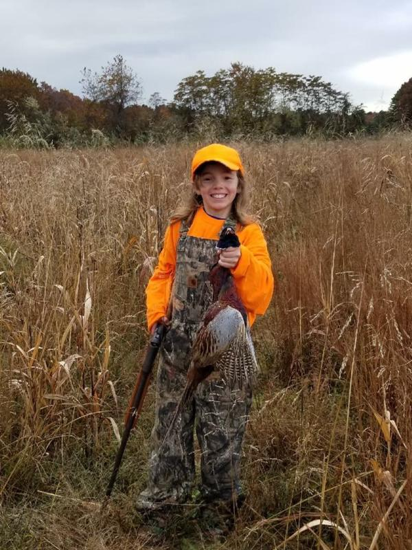 South Jersey Pheasants Forever - Youth Page