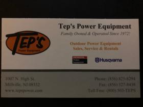 Teps power equipment
