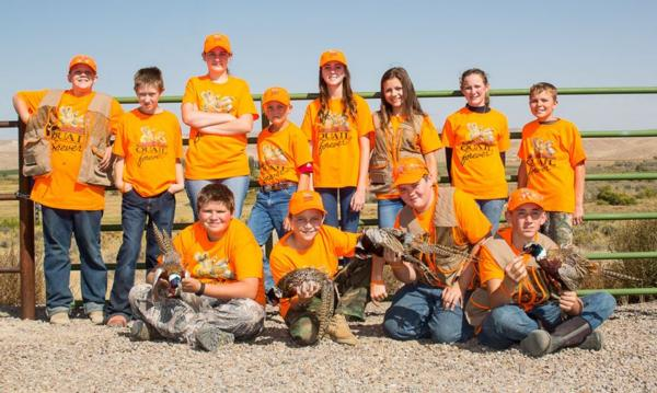 1st Annual Youth Hunt