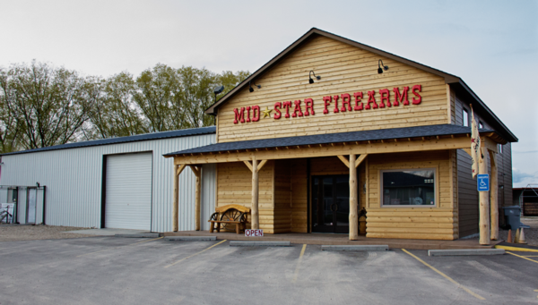 Mid-Star Firearms BBQ Party