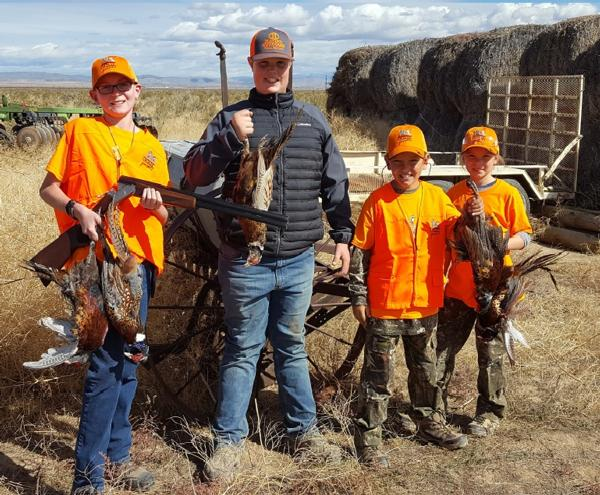 SRQF 2019 Youth Hunt!