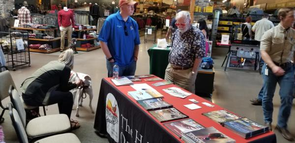 Sep 2018 - Cabela's Sporting Dog Days