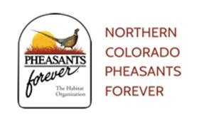Northern Colorado Pheasants Forever