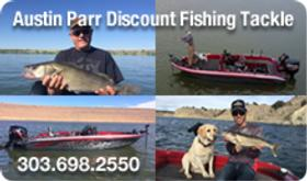 Austin Parr  Discount Fishing Tackle