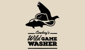 Cowboy's Wild Game Washer