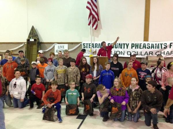 Stearns County Chapter Pheasants Forever 2020 Banquet