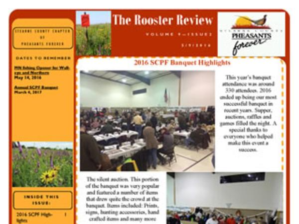 NEWSLETTER VOLUME 9 ISSUE 2