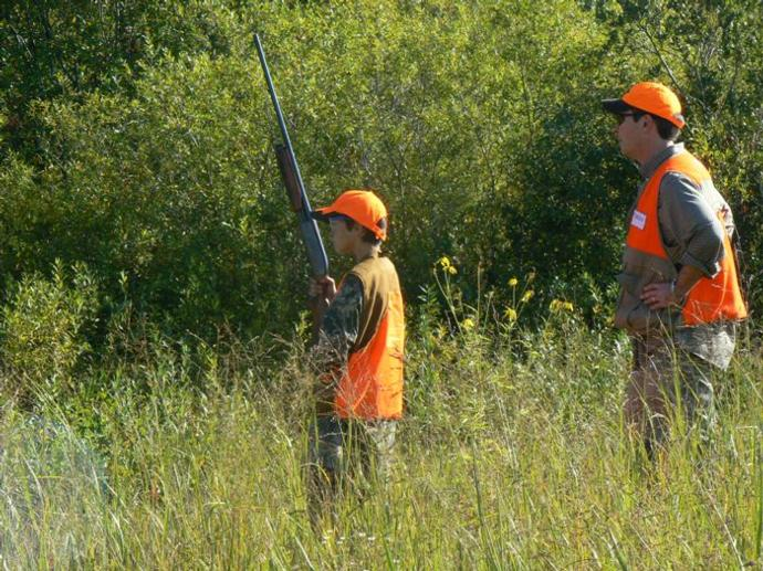 Grants aim to get more people hunting and fishing