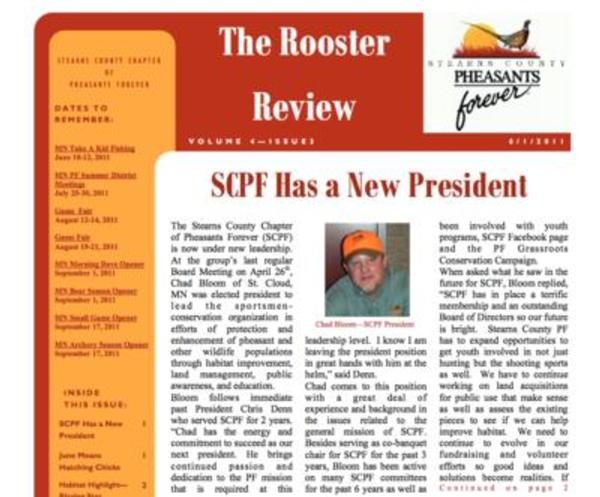Newsletter - Volume 4, Issue 3
