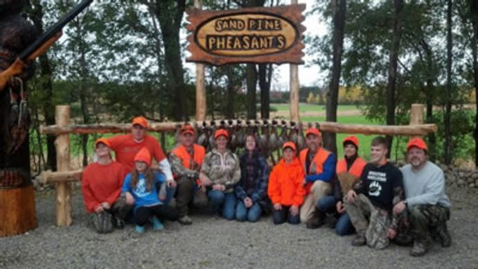 Stearns County Pheasants Forever - Youth Page