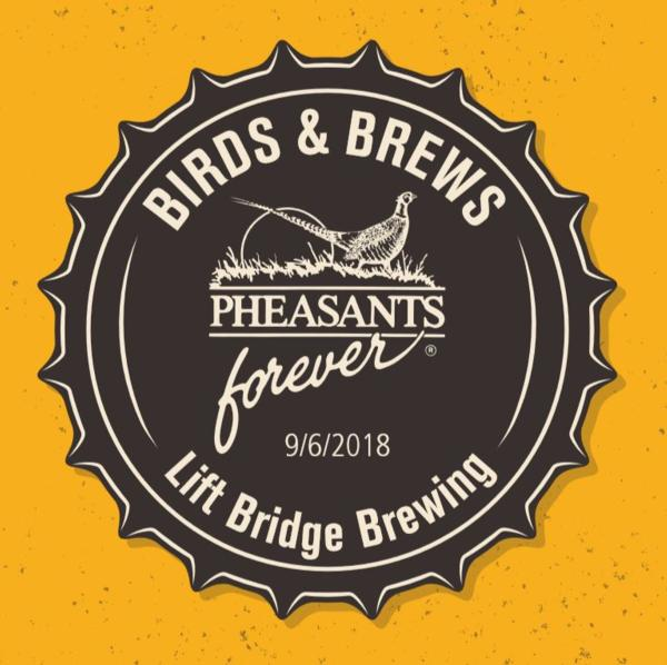 Birds & Brews Social at Lift Bridge Brewing Company