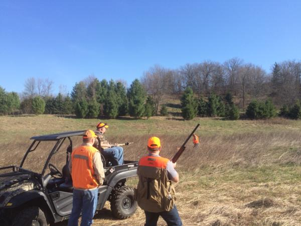 Annual Disabled/Wounded Warrior Hunt