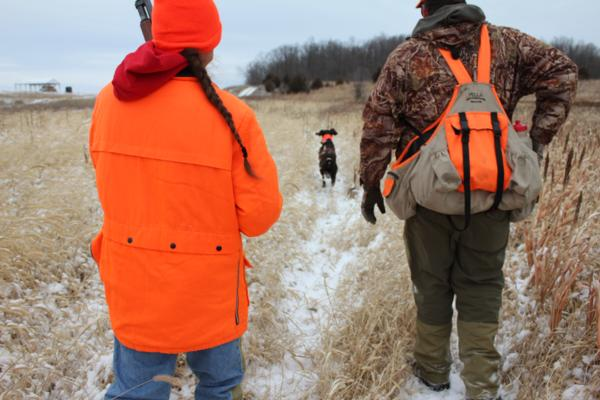 Mentored Pheasant Hunt