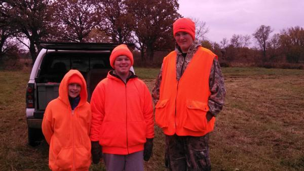 Winnebago County Pheasants Forever - Youth Page