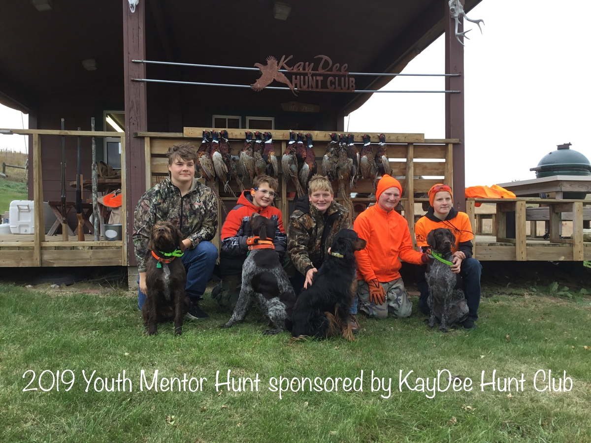 2019 Youth Mentor Hunt