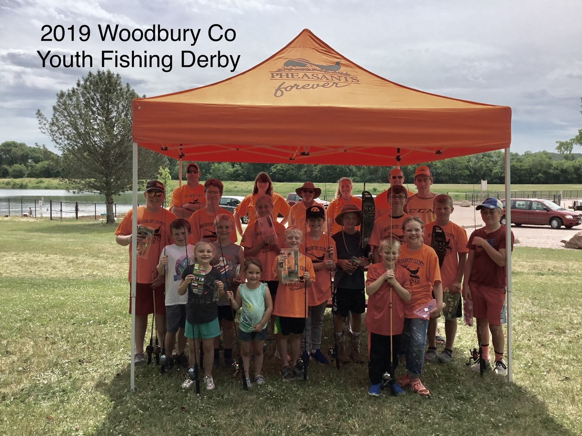 2020 Youth Fishing Derby