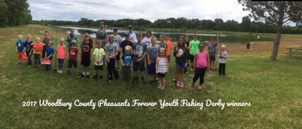 2017 Youth Fishing Derby